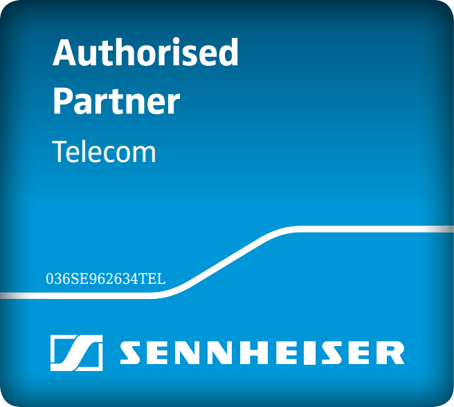 Authorised Partner - Sennheiser
