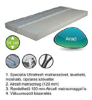 Arad vákuum matrac 80*200 cm