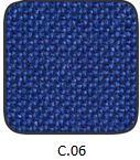 kék szövet